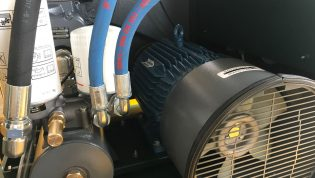 DMD IE3 Motor